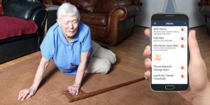Fall Alerts in a Senior GPS Tracker Can Save a Senior's Life