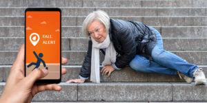 Safe alert for seniors