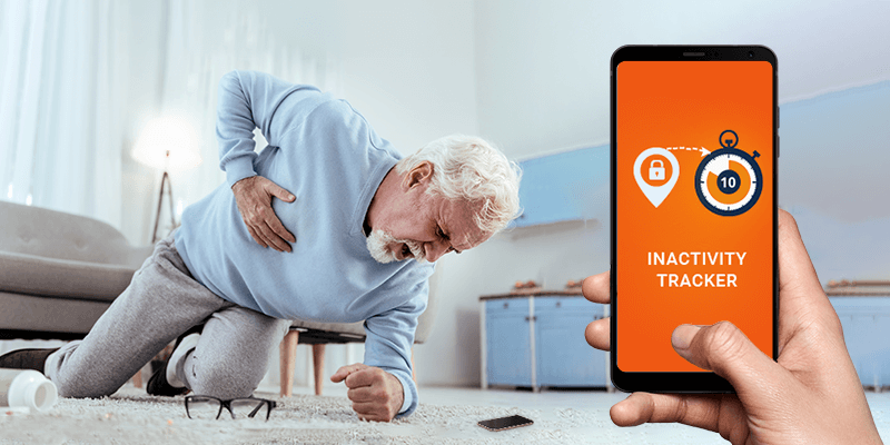 Activity tracker for seniors