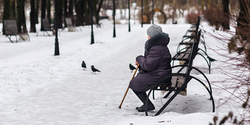 Top Winter Safety Tips for Seniors with Dementia