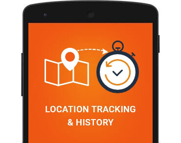 Location tracking & history