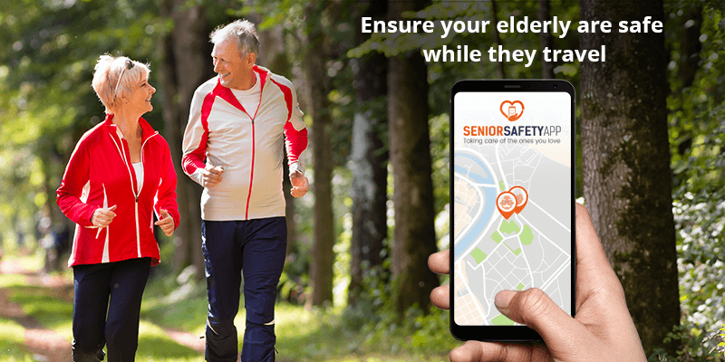 Why Our Elders Need a Personal Tracking App